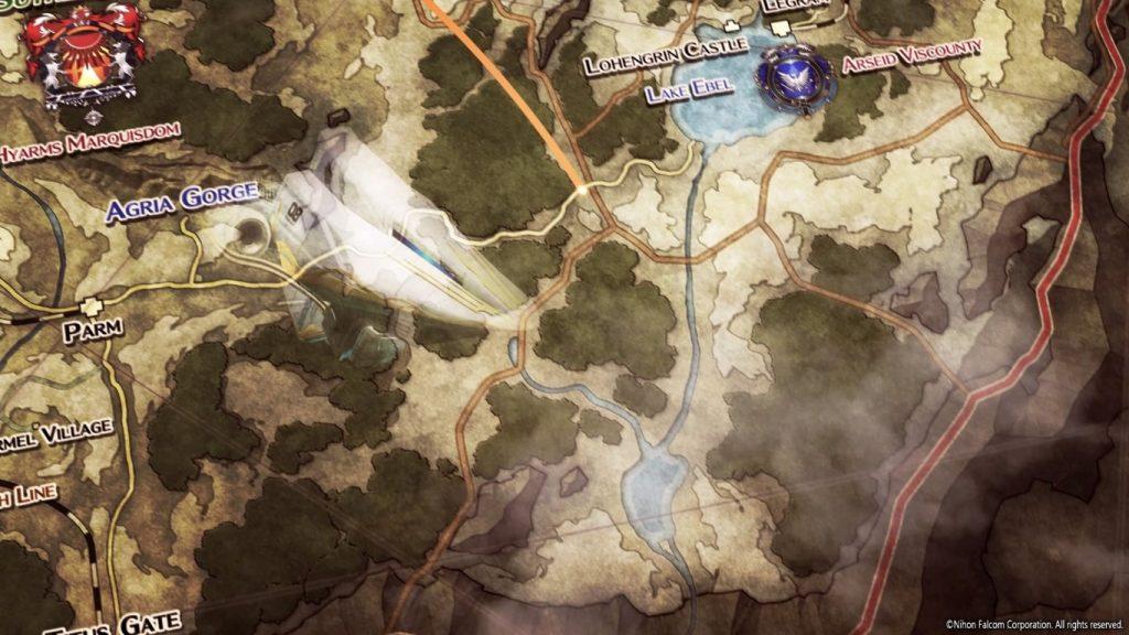 Trails Of Cold Steel World Map.Review Trails Of Cold Steel Iv Sen No Kiseki Iv Frontline