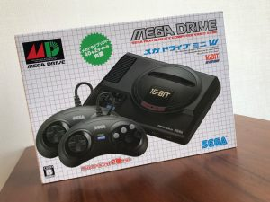 Mega Drive Mini - Box front