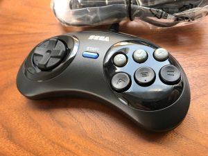 Mega Drive Mini - Controller