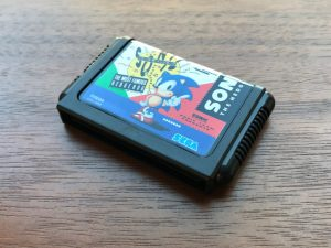 Mega Drive Tower Mini - Sonic