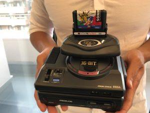 Mega Drive Tower Mini