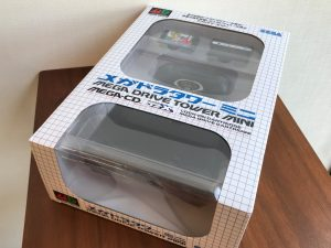 Mega Drive Tower Mini - Box