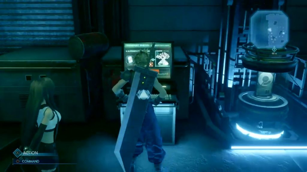 Final Fantasy VII Remake interview - Mako Reactor 5