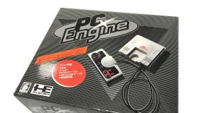 PC Engine Mini - Box (front)