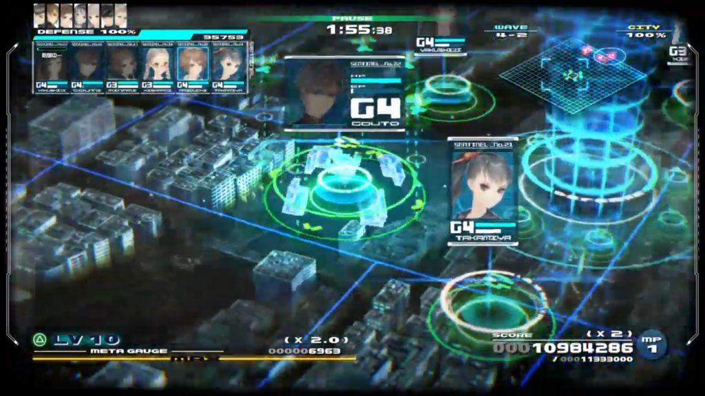13 Sentinels: Aegis Rim review - Combat gameplay