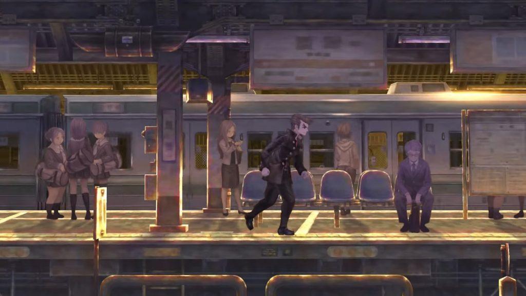 13 Sentinels: Aegis Rim review - Adventure gameplay