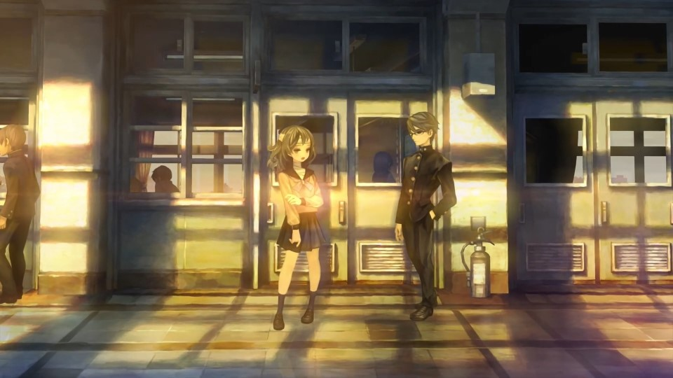 13 Sentinels - Ryoko and Renya