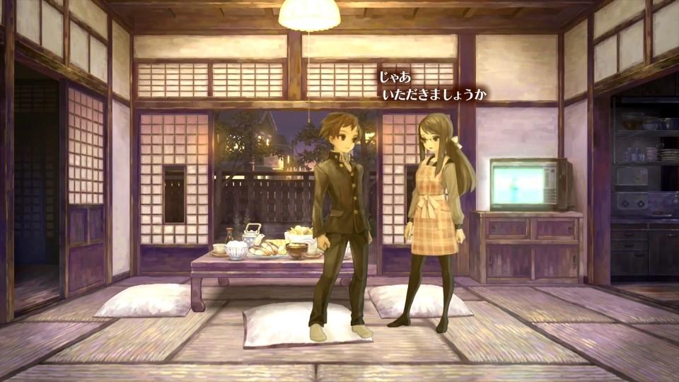 13 Sentinels - Megumi and Juro
