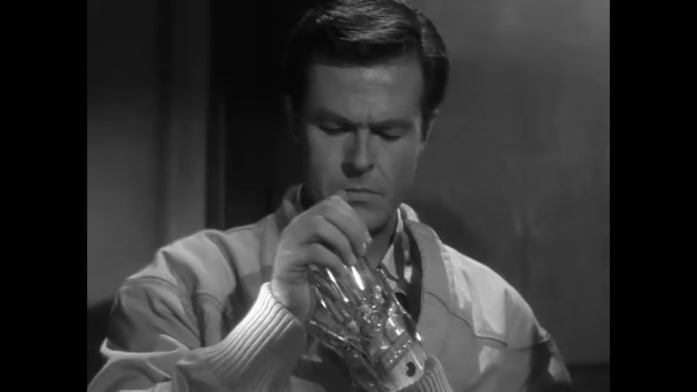 "The Outer Limits ""Demon with a Glass Hand"""