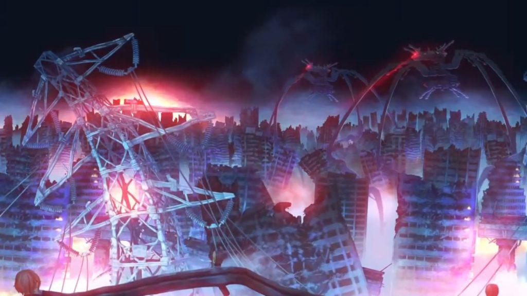 13 Sentinels - Tripods