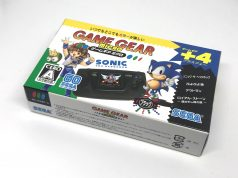 Game Gear Micro Black - Box