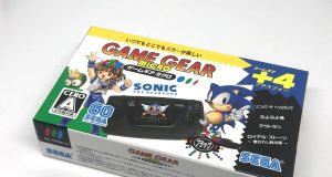 Game Gear Micro Black - Box