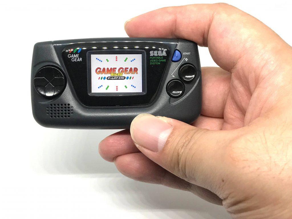 Game Gear Micro Black