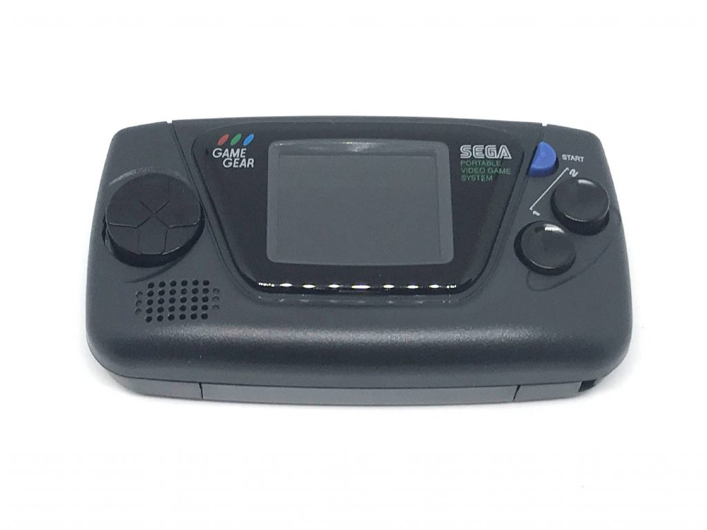 Game Gear Micro Black - Front