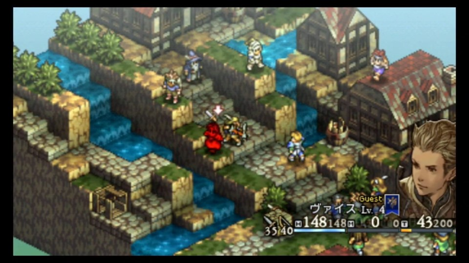 Tactics Ogre - Bows