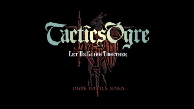 Tactics Ogre - Title Screen