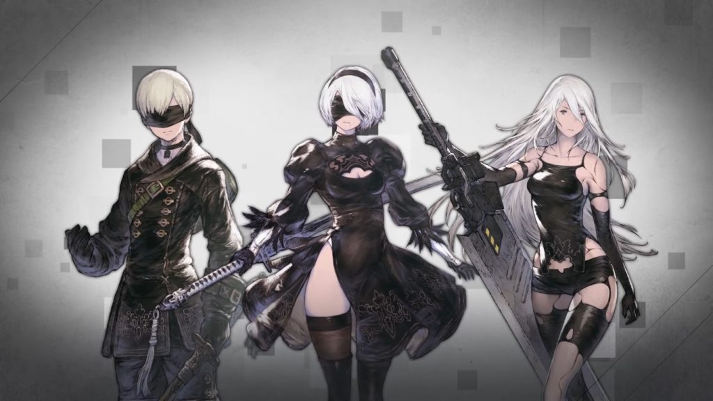 NieR Re[in]carnation - Automata Collaboration