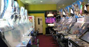 Japanese Arcade