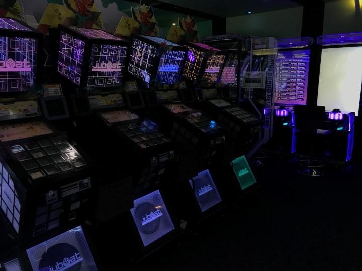 Japanese Arcade Games