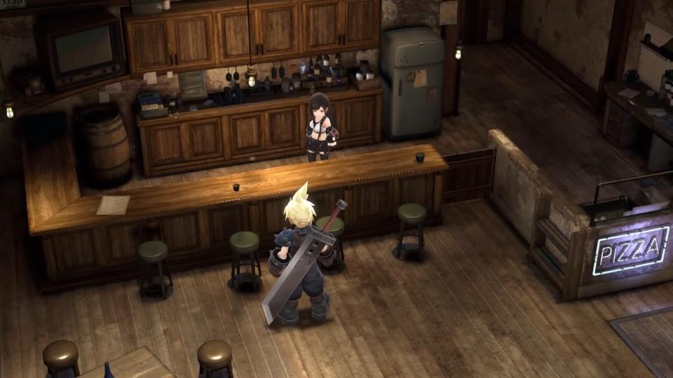 Final Fantasy VII Ever Crisis - Tifa