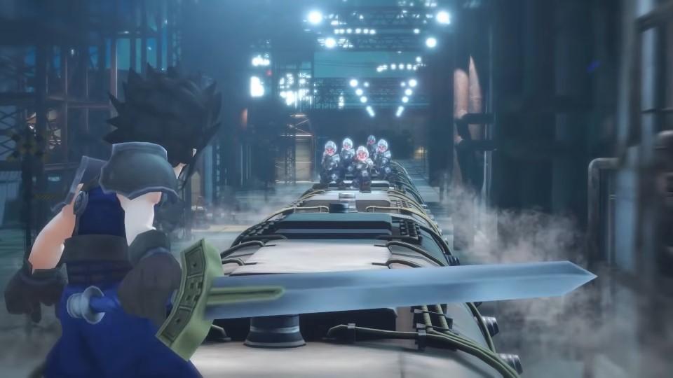 Final Fantasy VII: Ever Crisis - Zack