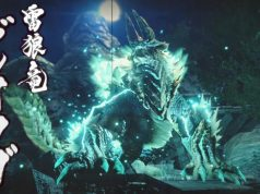 Monster Hunter Rise - Zinogre