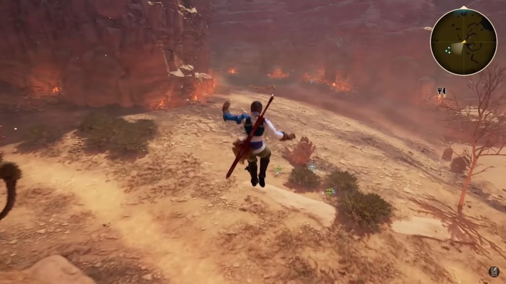 Tales of Arise Interview - Jumping