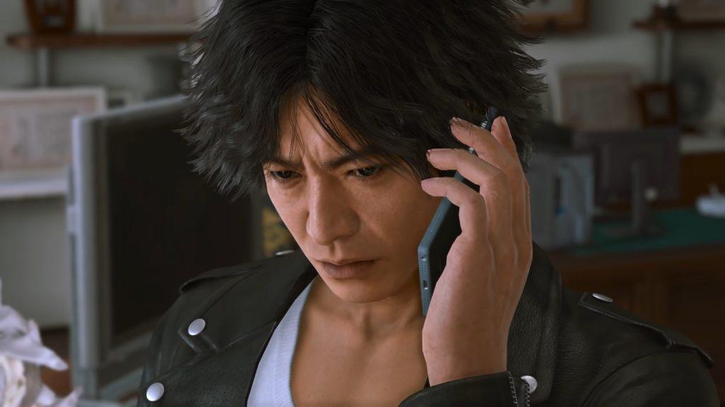 Lost Judgment - Yagami Takayuki