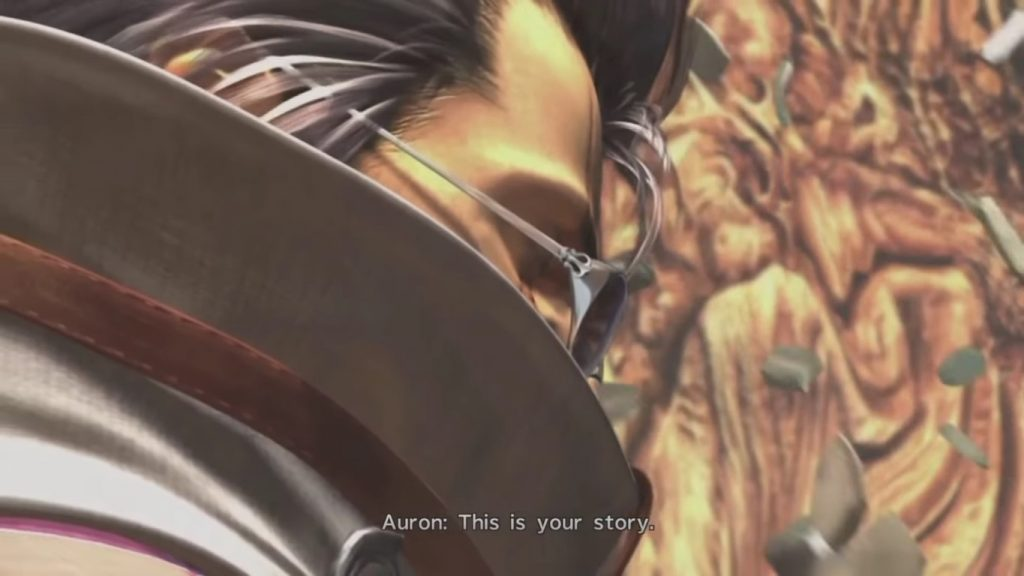 Final Fantasy X - Auron