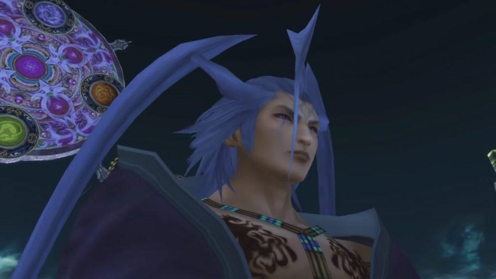 Final Fantasy X - Seymour