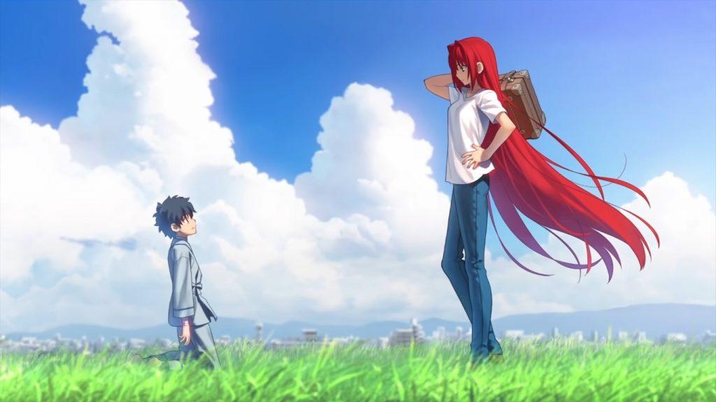 Tsukihime Remake - Aoko