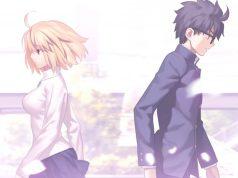 Tsukihime Remake - Arc and Shiki