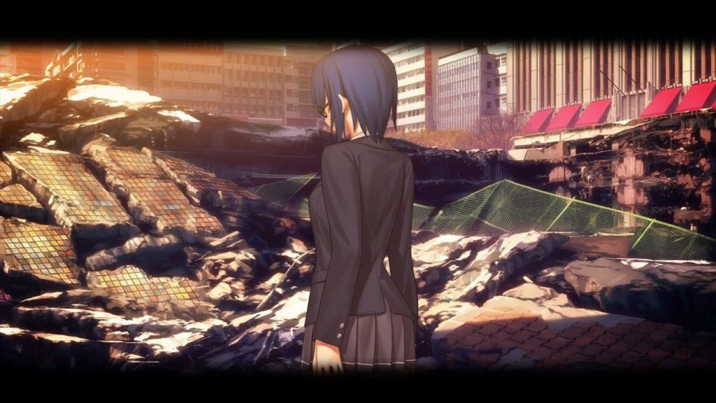 Tsukihime Remake - Ciel