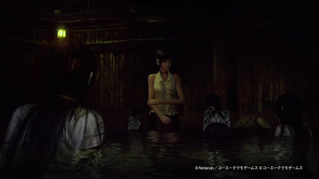 Fatal Frame: Maiden of Black Water Remaster