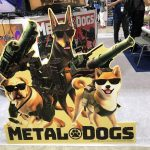 Tokyo Game Show 2021 - Metal Dogs