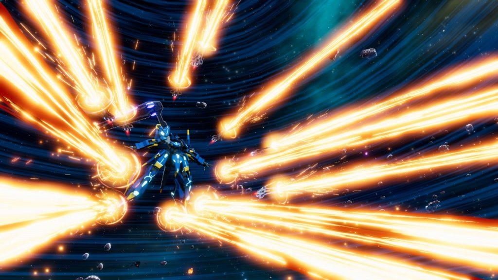 Relayer - Battle animation